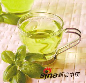 新浪中医 夏季清热降暑家中自制凉茶