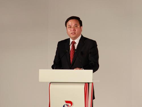 东风汽车公司总经理 朱福寿
