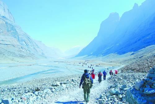 西藏阿里让人动容 梦境里的神山故乡