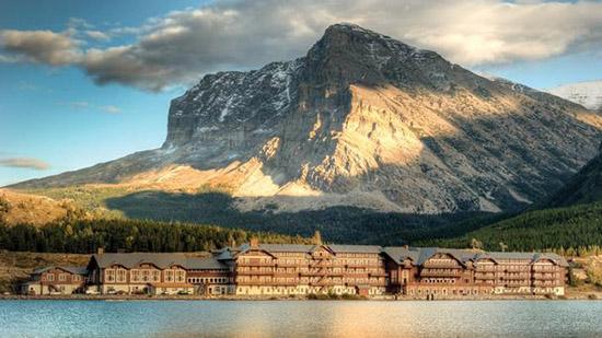 住宿也是一种享受 盘点北美五大国家公园旅馆
