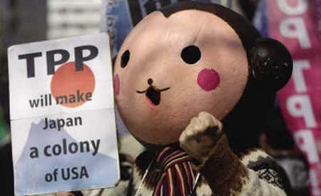 """美国版的TPP""""探戈舞""""难度很大"""