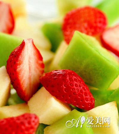 5色蔬果养颜+抗衰 自制5款沙拉 吃出美丽
