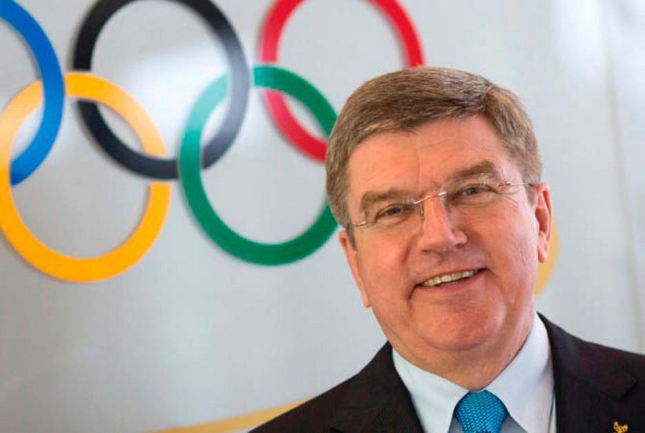 现任国际奥委会副主席的德国人巴赫