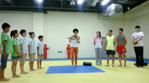 挑战大现场 8月31日节目播出 全民运动会