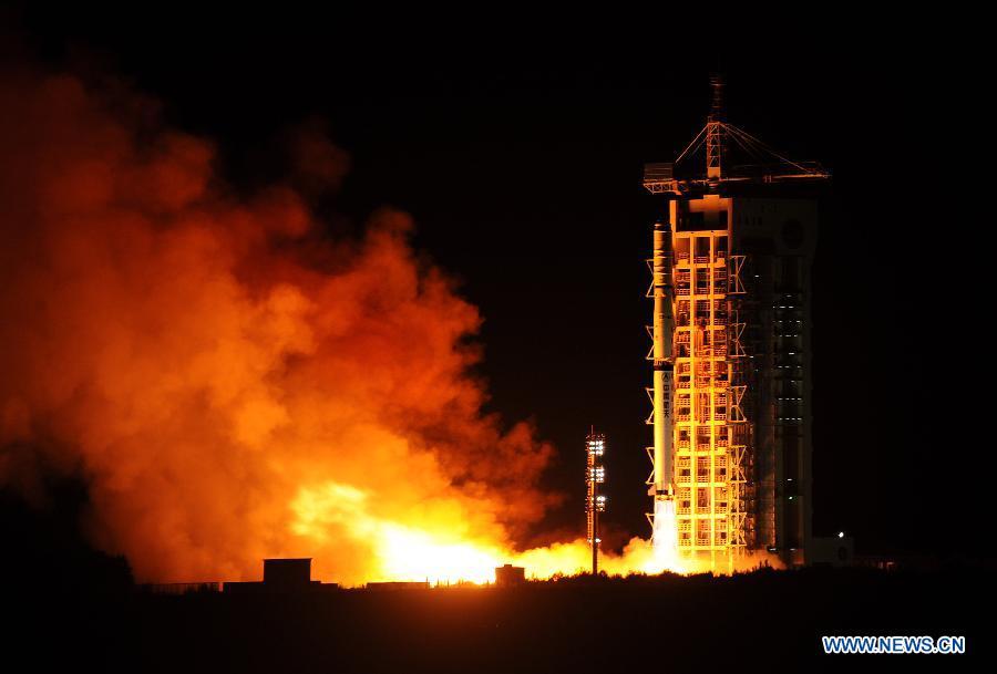 В Китае запущен еще один спутник дистанционного зондирования Земли