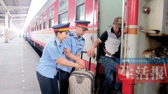 南宁-河内国际列车开行4年运送国际旅客13万余人