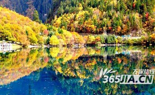 9月份去哪旅游好之九寨沟旅游景点