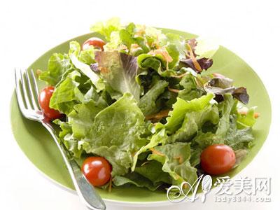 碱性食物减肥方法 吃6类食物 养成易瘦体质