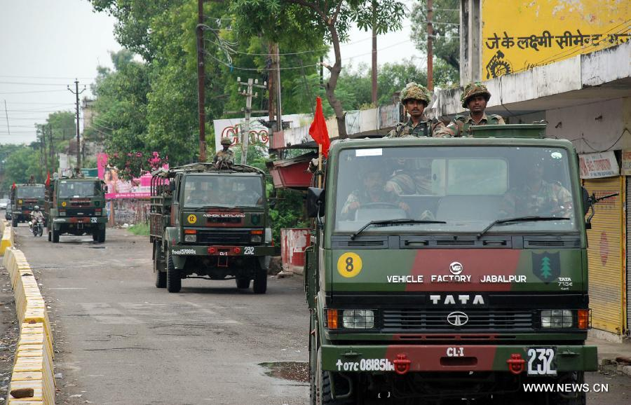 مقتل 31 شخصا في اشتباكات طائفية في شمال الهند