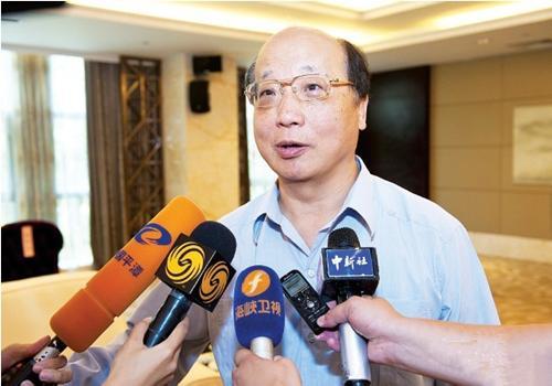 胡志强:王金平仍然没有口出恶言很了不起_台