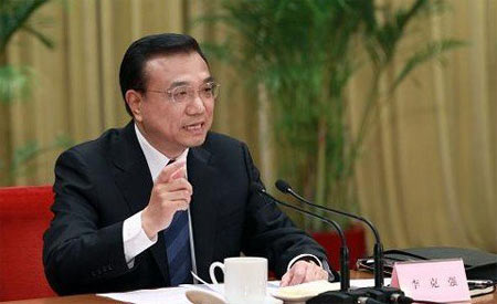李克强总理9月18日主持召开国务院常务会议