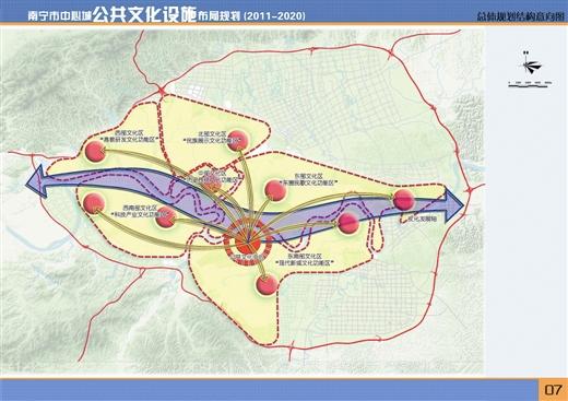 体现地方特色的文化艺术成果,面向东盟的城市发展特色,全面推动南宁市
