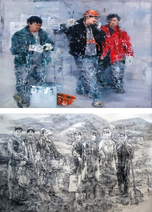 湖北省《最美农民工》艺术公益活动