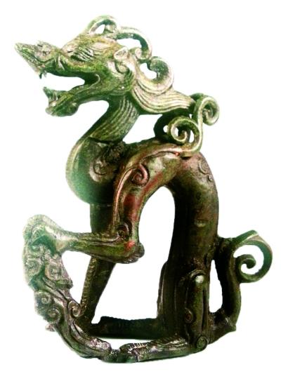 铜坐龙资料图片