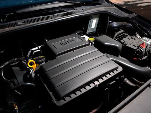 新桑塔纳EA211发动机-1.6L舒适版最值得购买 新桑塔纳全系导购图片