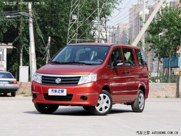 东风风度郑州日产帅客2014款 1.5L 手动豪华型7座 国V