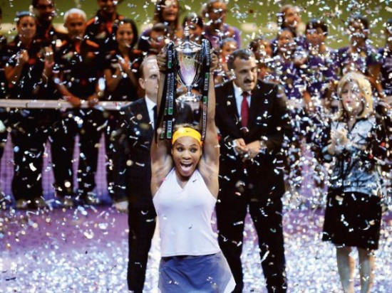 2013年的WTA属于小威