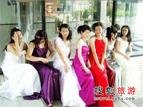 嫁入中国的越南新娘