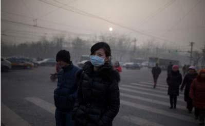 向外国人说句中国雾霾的公道话