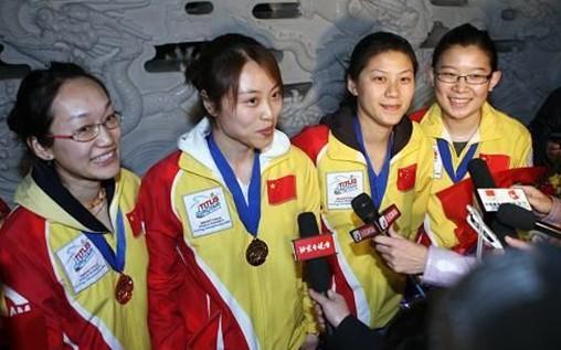 中国女子冰壶队