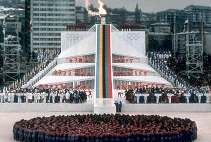 1984年萨拉热窝冬奥会