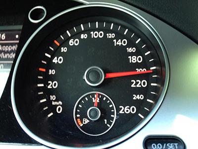 德国高速限速