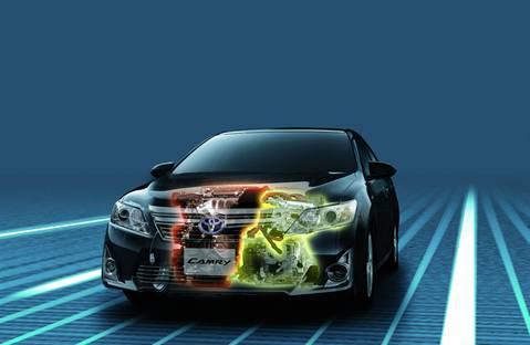 混合动力凯美瑞·尊瑞电池安全有保障
