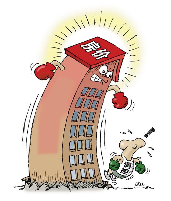 2013:房企数钱数到手抽筋 2014:想说降价不容易