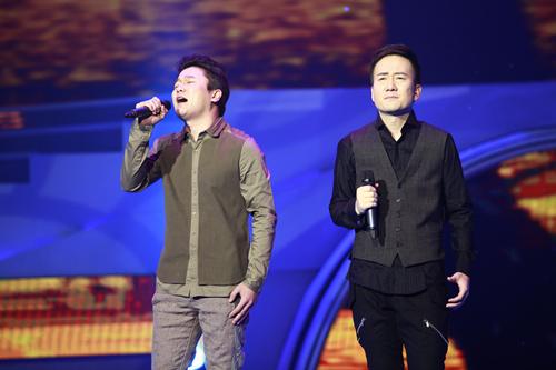 2012年网络春晚筷子兄弟演唱