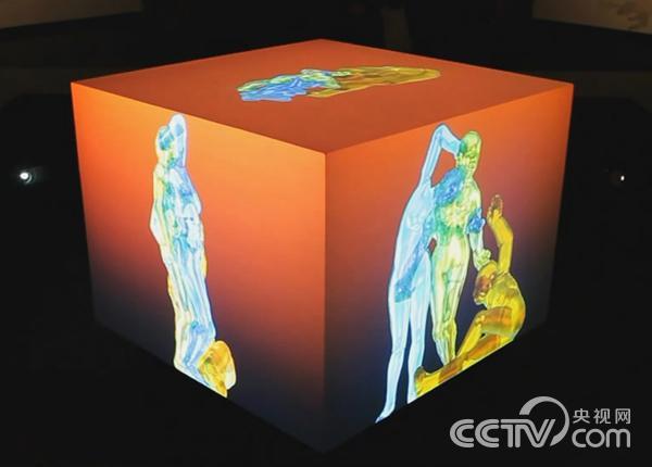 缪晓春  无中生有 2011—2012年  三维动画装置