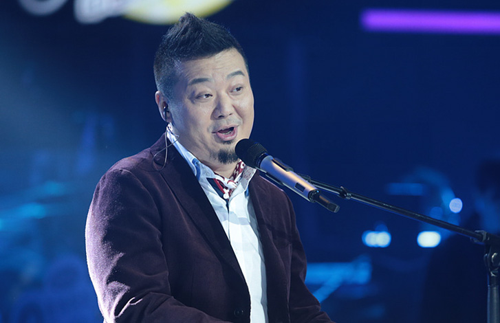 《中国好歌曲》选手马上又