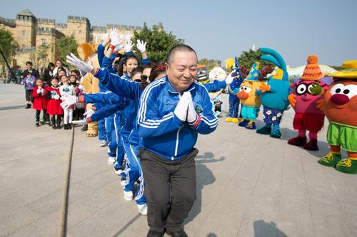 央视少儿频道春节特别节目《过年啦》即将播出