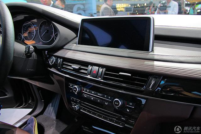 [国内车讯]换代宝马X5配置曝光 推5款车型