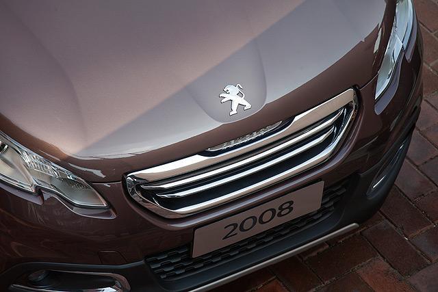 [新车发布]东风标致2008官图 于4月底上市
