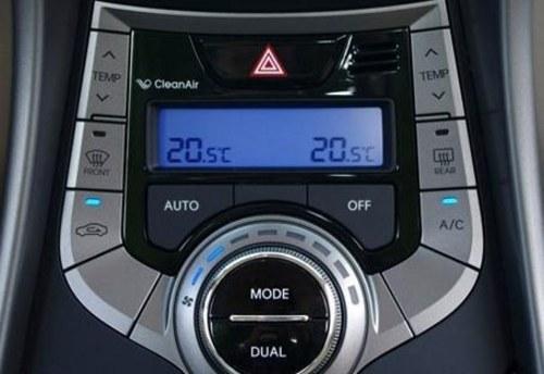 隔离雾霾 5款配备空气净化功能车型