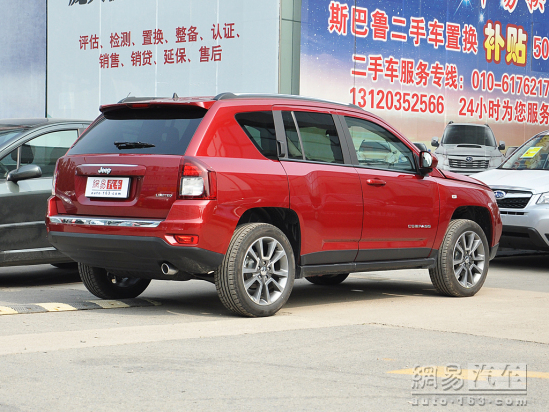 Jeep指南者 2014款 2.4AT四驱豪华版