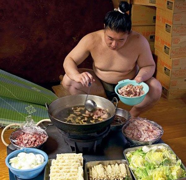 Sumo Food Diet