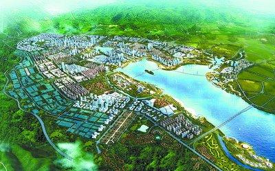 马銮湾新城规划图-海沧马銮湾新城全球顶级规划大师 操盘