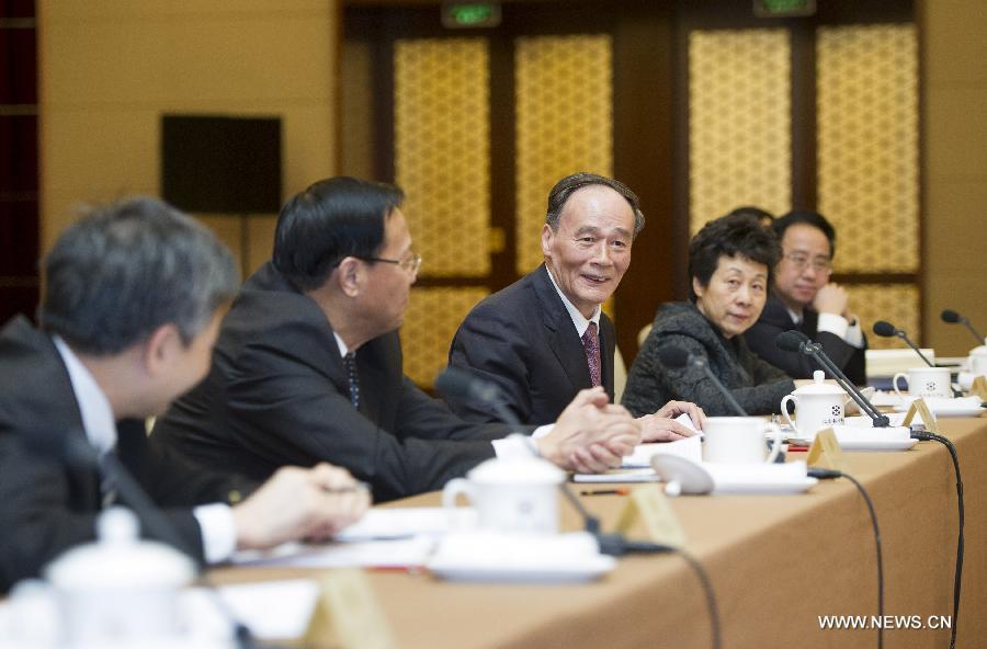 مسؤول بهيئة فحص الانضباط الصينية يحث على تعزيز خطة مكافحة الفساد