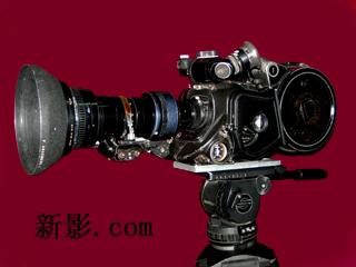ARRIFLEX BL 35mm摄影机是中央新影的功勋摄影机之一