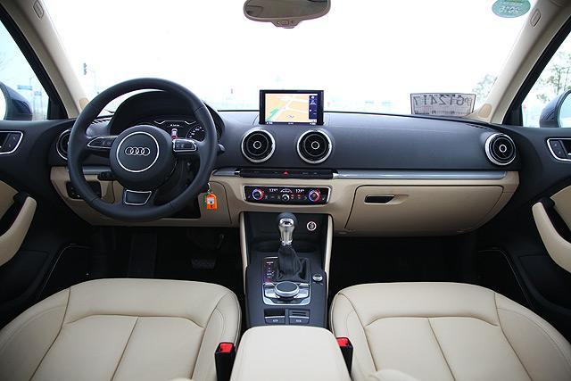 [国内车讯]奥迪A3于21日上市 6款车型曝光