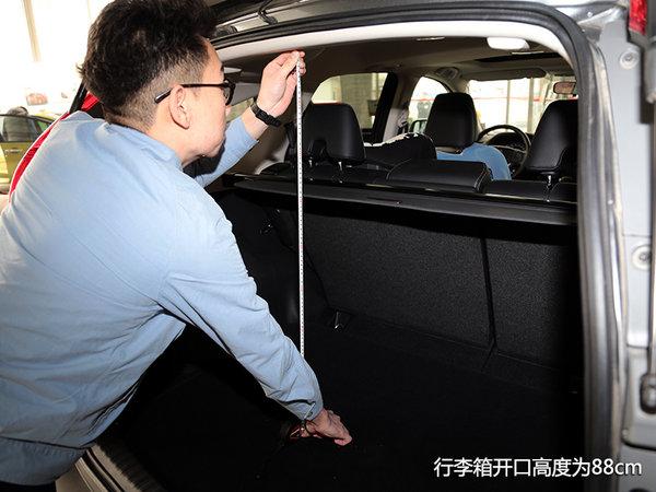 谁是奶爸首选 20-30万元SUV实用性横评