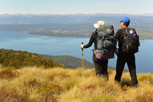 穿越魔幻中土 徒步新西兰南岛峡湾