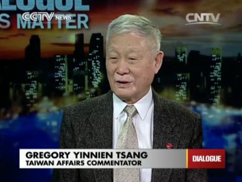 Gregory yinnien Tsang, Taiwan Affairs Commentator