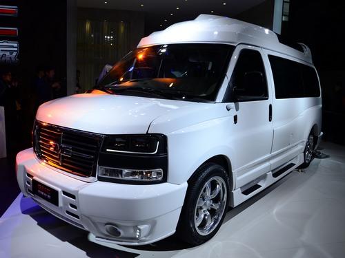 GMC1500S尊享版闪耀北京国际车展