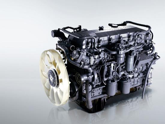 第三代电喷技术12.7L柴油发动机