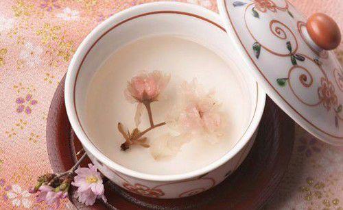 樱花可食用 盘点日本那些最风雅樱花美食