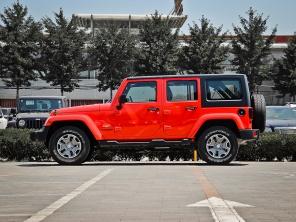 Jeep2013款牧马人