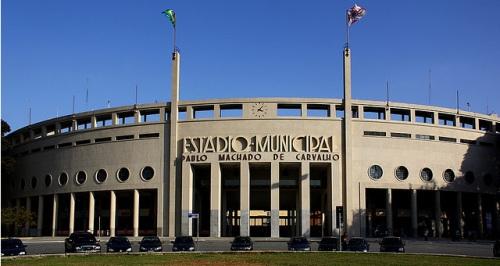متحف كرة القدم  في البرازيل