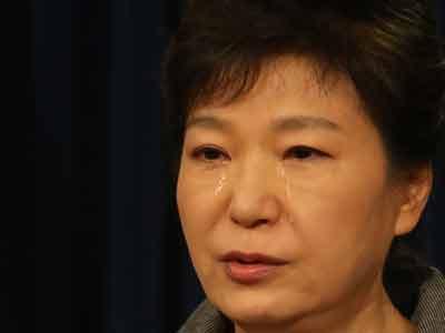 韩国总统朴槿惠宣布解散韩国海洋警察厅